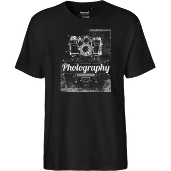 FilmenLernen.de What is photography T-Shirt Fairtrade T-Shirt