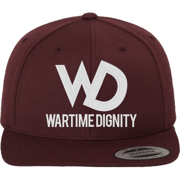 Wartime Dignity - Cap white
