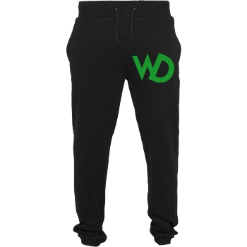 Wartime Dignity - Sweatpant green