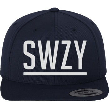 Sweazy - SWZY Cap white