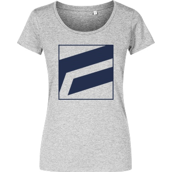 FantouGames Fantougames - Zoomed T-Shirt Girlshirt heather grey