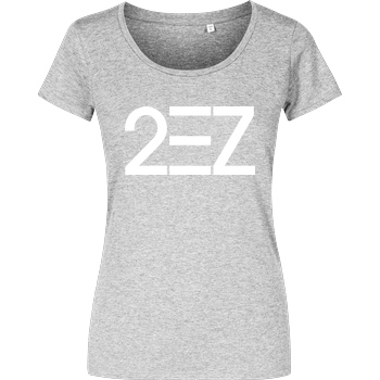 MarcelScorpion MarcelScorpion - 2EZ T-Shirt Girlshirt heather grey