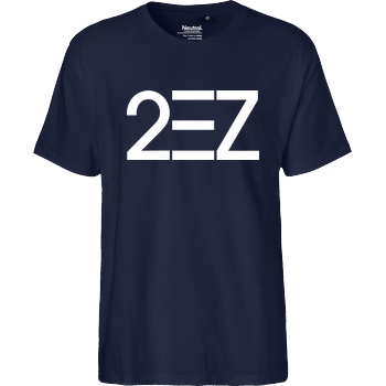 MarcelScorpion MarcelScorpion - 2EZ T-Shirt Fairtrade T-Shirt - navy
