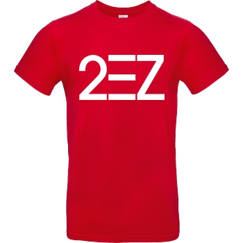 MarcelScorpion MarcelScorpion - 2EZ T-Shirt B&C EXACT 190 - Red