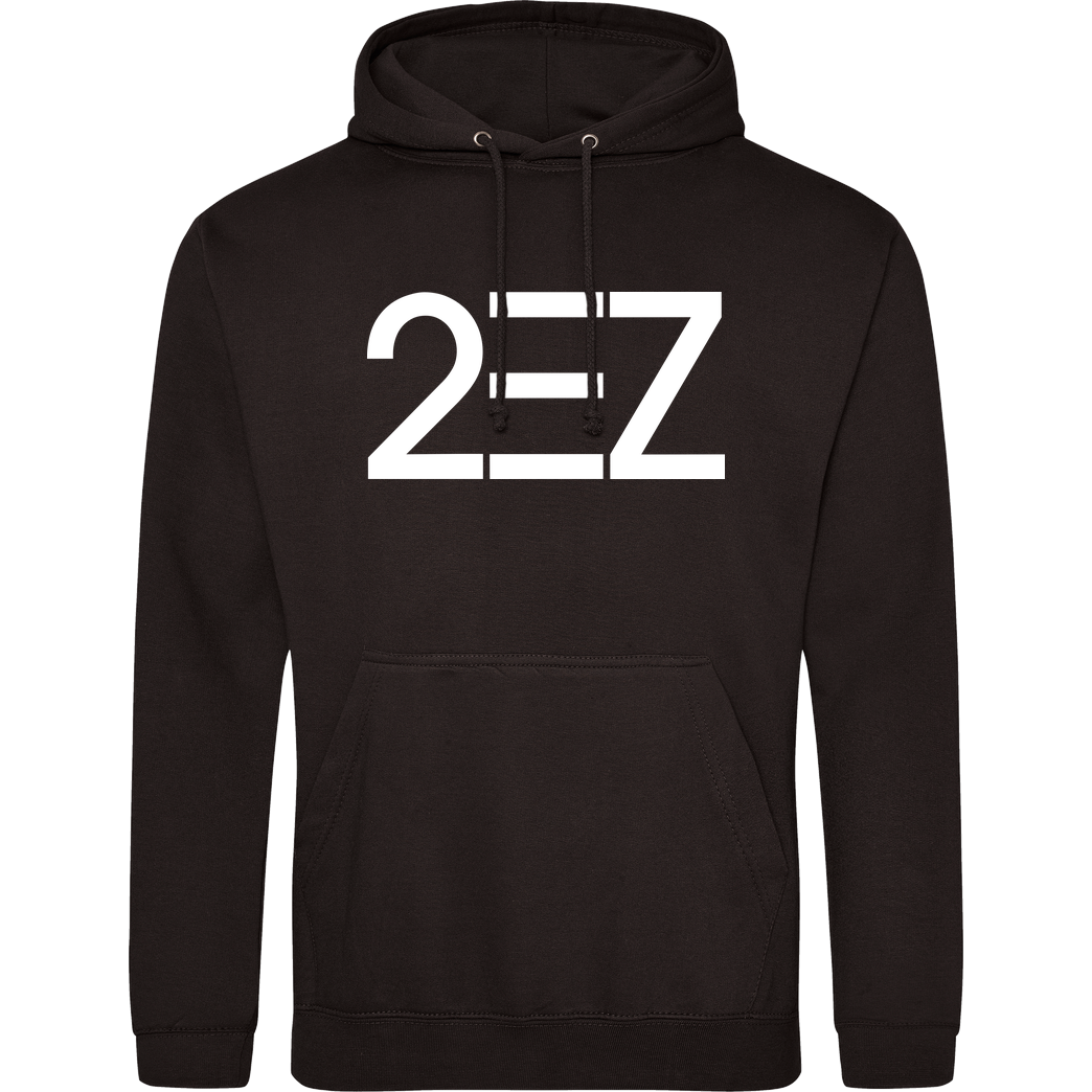 MarcelScorpion MarcelScorpion - 2EZ Sweatshirt JH Hoodie - Schwarz