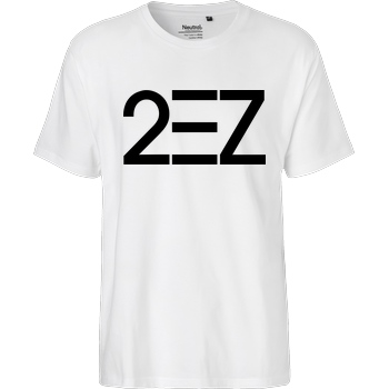 MarcelScorpion MarcelScorpion - 2EZ T-Shirt Fairtrade T-Shirt - white