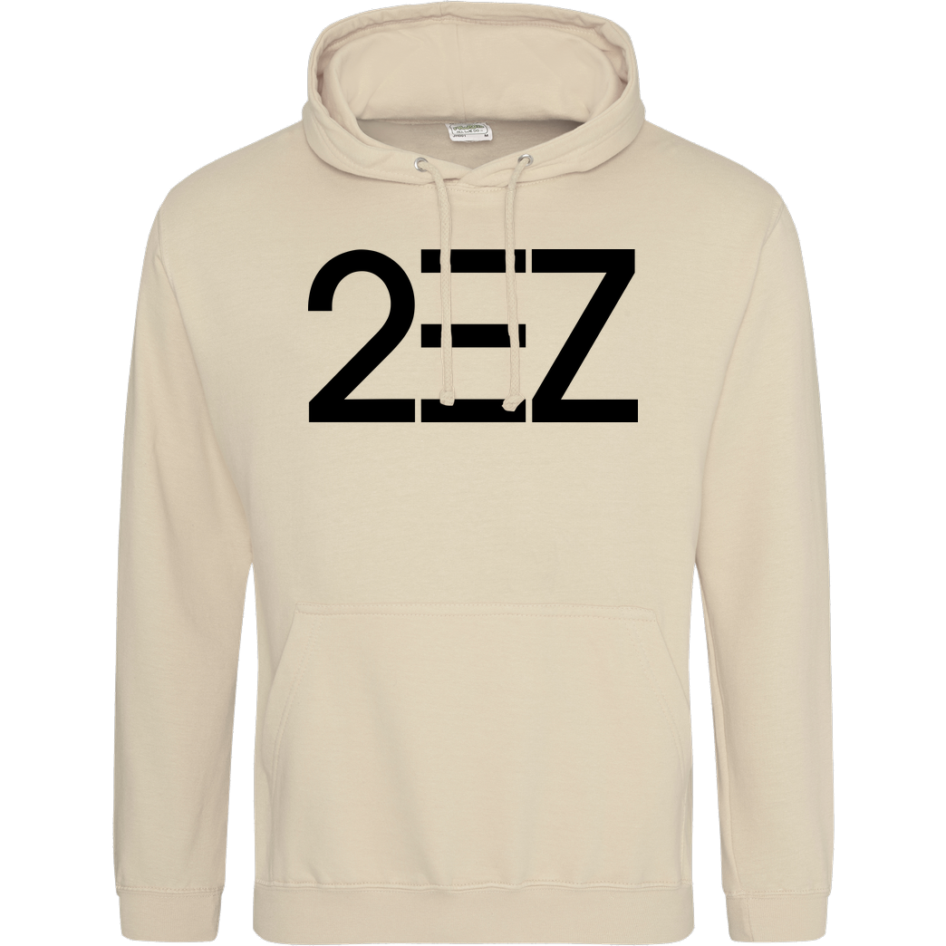 MarcelScorpion MarcelScorpion - 2EZ Sweatshirt JH Hoodie - Sand