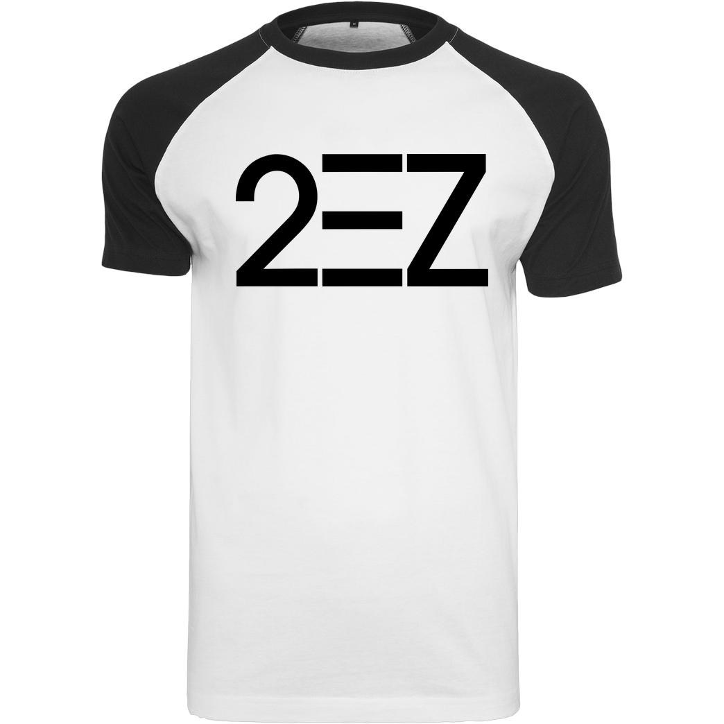MarcelScorpion MarcelScorpion - 2EZ T-Shirt Raglan Tee white