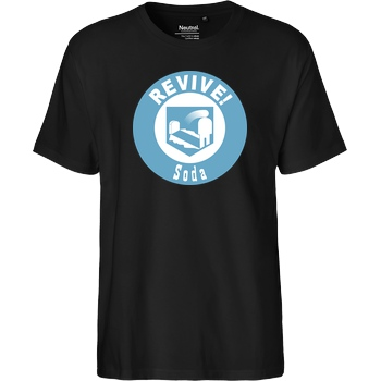 veKtik veKtik - Revive! Soda T-Shirt Fairtrade T-Shirt