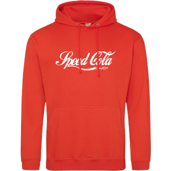 veKtik - Speed Cola JH Hoodie - Orange