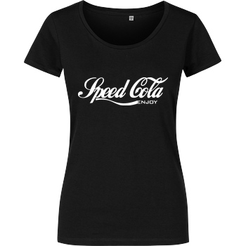 veKtik veKtik - Speed Cola T-Shirt Damenshirt schwarz