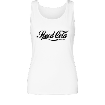 veKtik veKtik - Speed Cola T-Shirt Damentanktop weiß