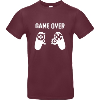 Game Over v1 white