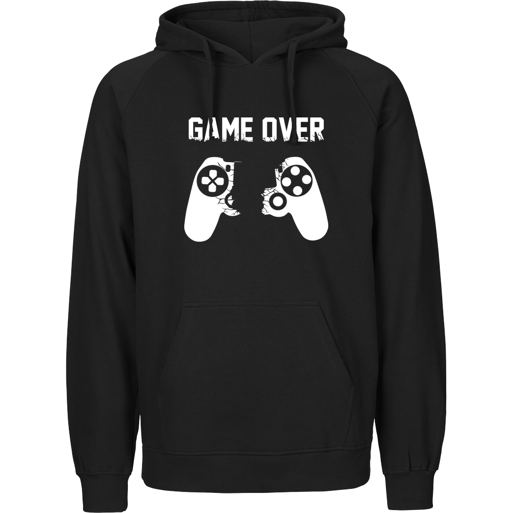 bjin94 Game Over v1 Sweatshirt Fairtrade Hoodie