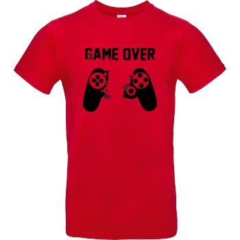 Game Over v1 B&C EXACT 190 - Red