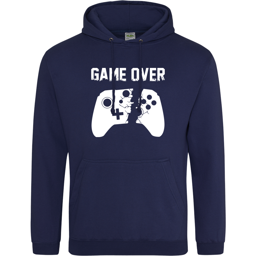 bjin94 Game Over v2 Sweatshirt JH Hoodie - Navy