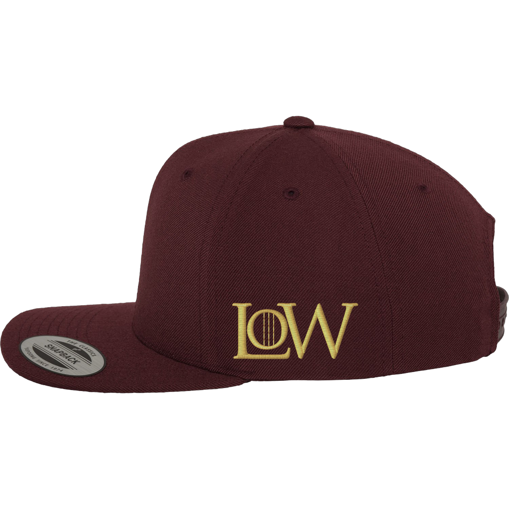 League of Westeros League of Westeros - Casterly Rock Lions Cap Cap bordeaux