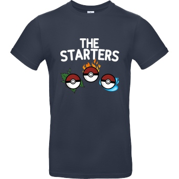 The Starters white