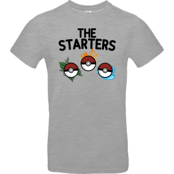The Starters black