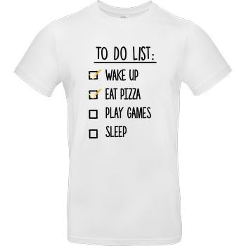 To Do List B&C EXACT 190 -  White