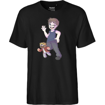 MrMoregame MrMore - Avatar T-Shirt Fairtrade T-Shirt
