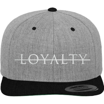 Markey - Loyalty Cap white