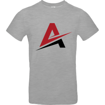 AhrensburgAlex - Logo B&C EXACT 190 - heather grey