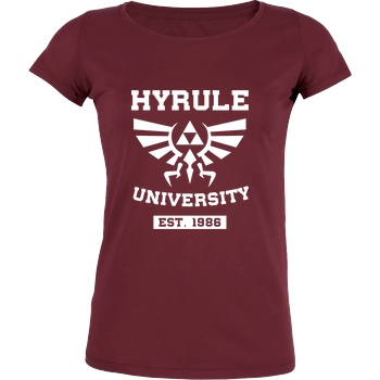 University of Hyrule white
