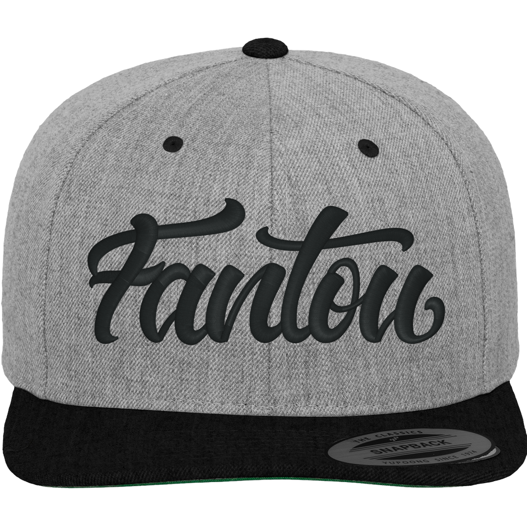 FantouGames Fantougames - Fantou Cap Cap Cap heather grey/black