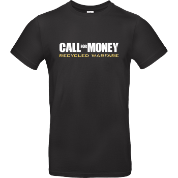 Call for Money B&C EXACT 190 - Black