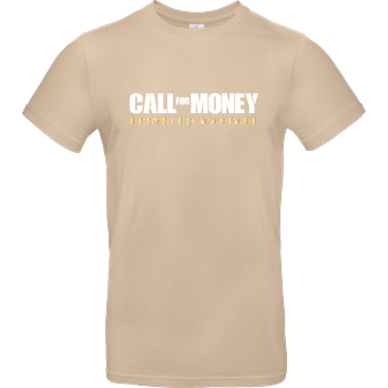Call for Money B&C EXACT 190 - Sand