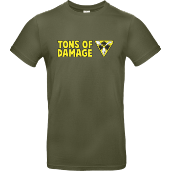 Tons of Damage B&C EXACT 190 - Khaki