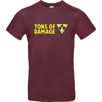 Tons of Damage multicolor