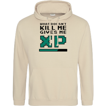 What doesn't Kill Me JH Hoodie - Sand