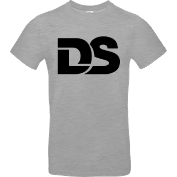 DerSorbus - Old school Logo B&C EXACT 190 - heather grey