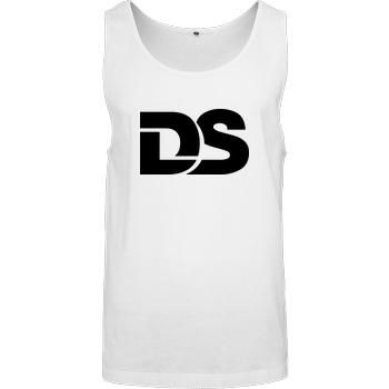 DerSorbus DerSorbus - Old school Logo T-Shirt Tanktop men white