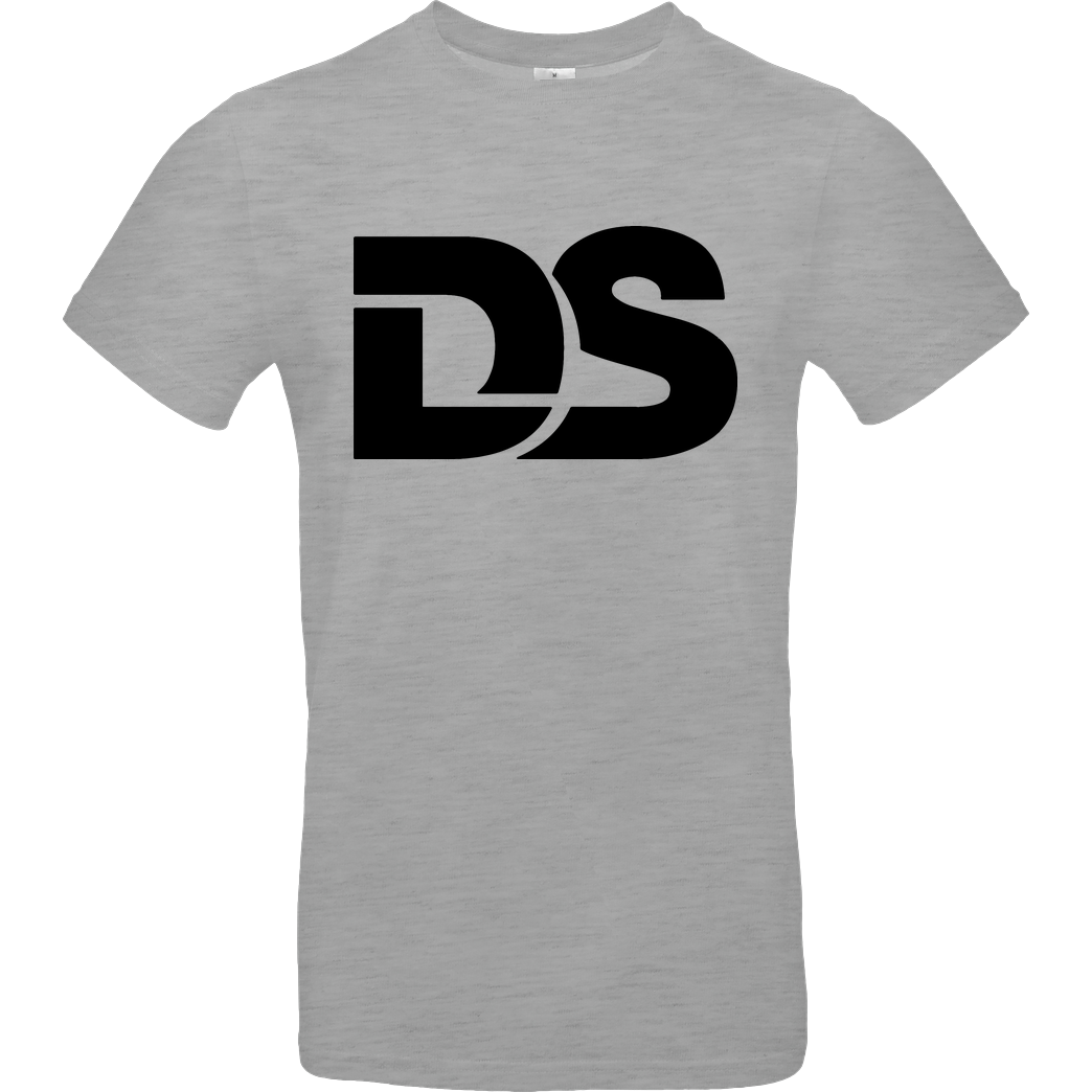 DerSorbus DerSorbus - Old school Logo T-Shirt B&C EXACT 190 - heather grey