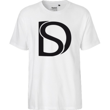 DerSorbus DerSorbus - Design Logo T-Shirt Fairtrade T-Shirt - white