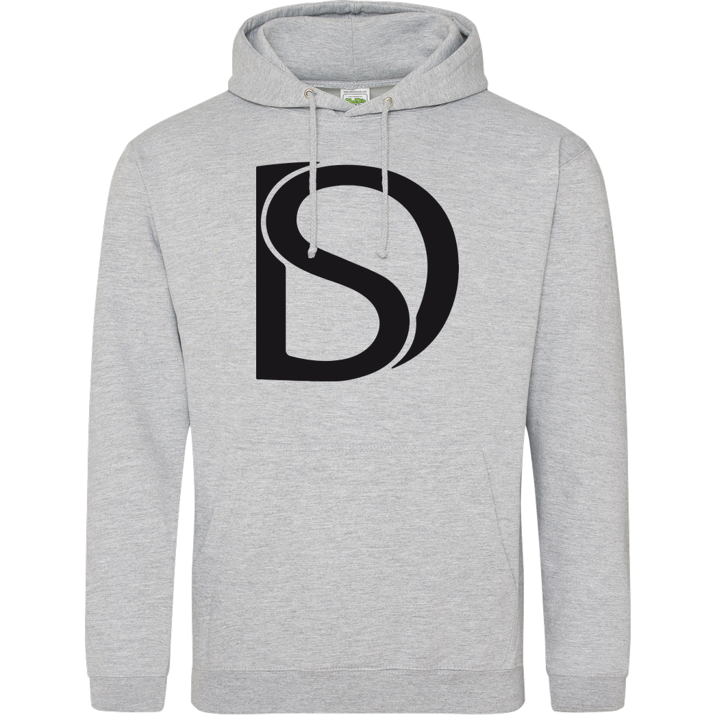 DerSorbus DerSorbus - Design Logo Sweatshirt JH Hoodie - Heather Grey