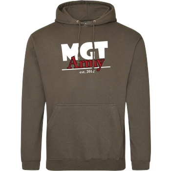 MaxGamingTV - MGT Army white