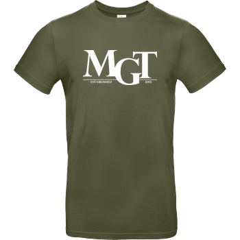 MaxGamingTV - MGT Casual white
