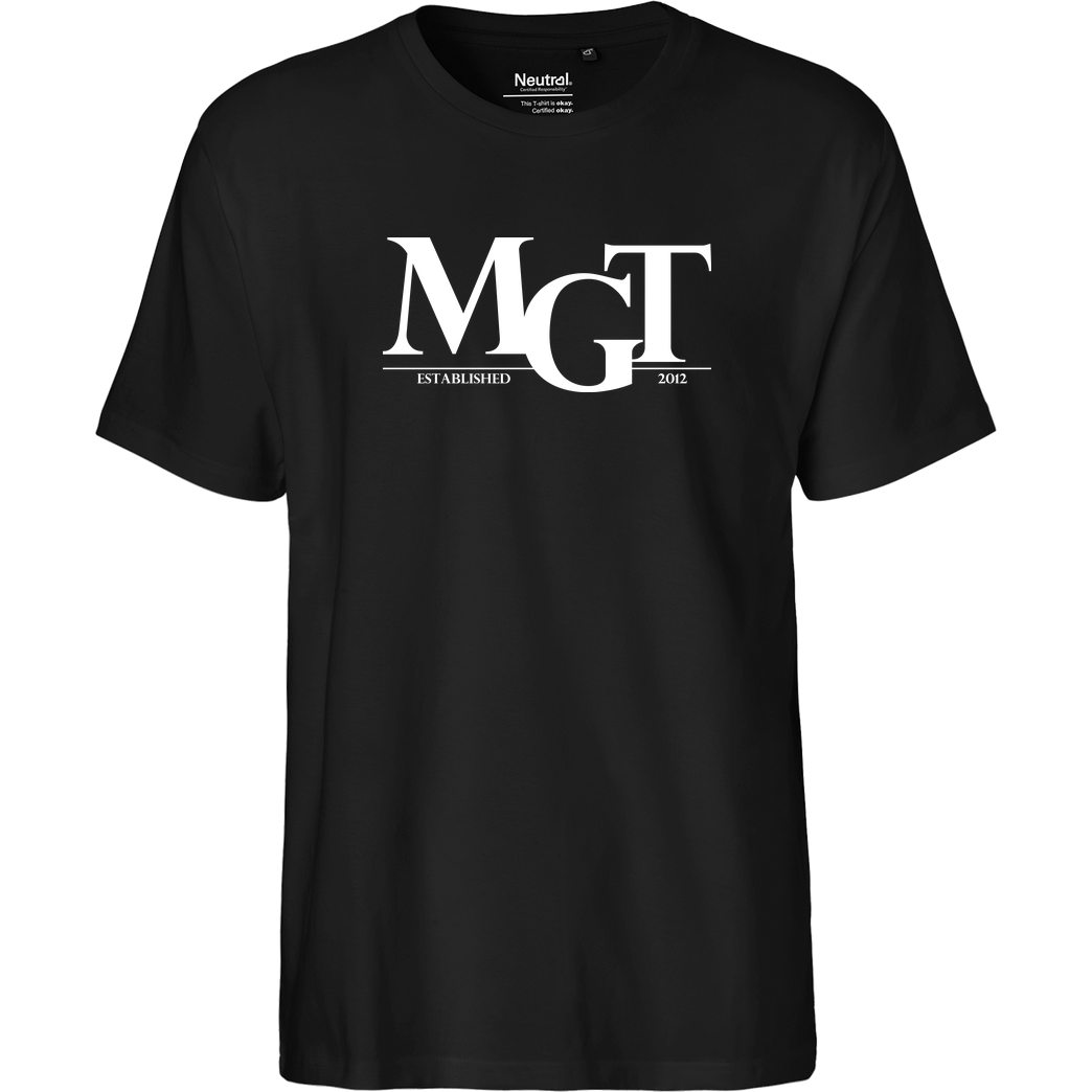 MaxGamingTV MaxGamingTV - MGT Casual T-Shirt Fairtrade T-Shirt