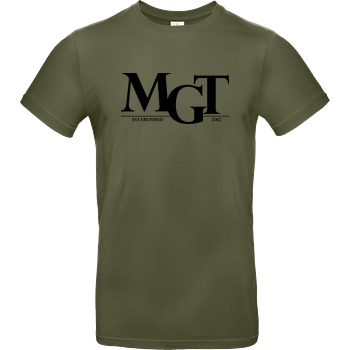 MaxGamingTV - MGT Casual black