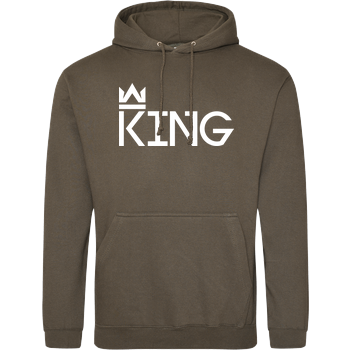 MarcelScorpion - King JH Hoodie - Khaki