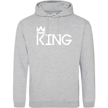 MarcelScorpion - King JH Hoodie - Heather Grey