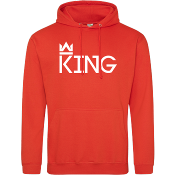 MarcelScorpion - King JH Hoodie - Orange