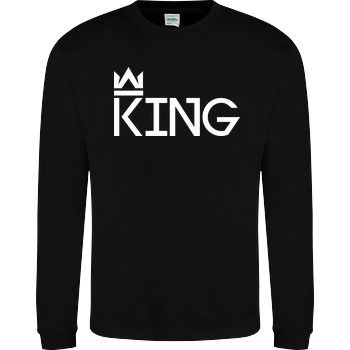 MarcelScorpion - King JH Sweatshirt - Schwarz