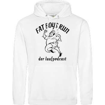 Fat Boys Run - Logo black