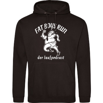 Fat Boys Run - Logo white