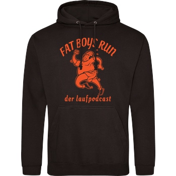 Fat Boys Run - Logo orange